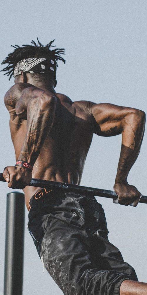 Track Athletic Skin Armor